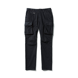 SOPHNET. - KNEE PATCH SLIM-FIT CARGO PANT