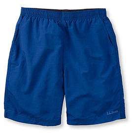 "L.L.Bean - Supplex Classic Sport Shorts, 8"" Inseam Solid (Cobalt)"
