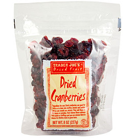 Trader Joe's - Dried Cranberries