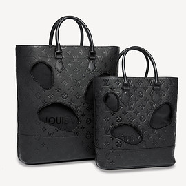 LOUIS VUITTON, 川久保玲 - LOUIS VUITTON × 川久保玲 BAG WITH HOOLES