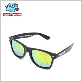HAPPY HOUR - HAPPY HOUR SUNGLASS BLACK BEACH・黒
