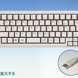 PFU - Happy Hacking Keyboard Lite 2 日本語配列<かな無刻印モデル>USB