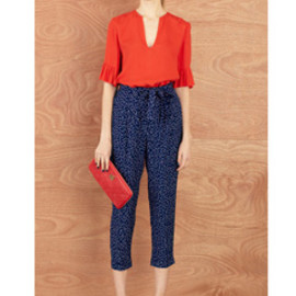 karen walker - Tid Up Trousers