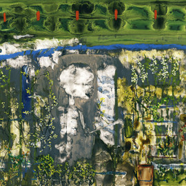 John Lurie - THE SKELTON IN MY CLOSET HAS MOVED OUT TO THE GARDEN