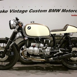 Kevils Speed Shop - 'Eleven' BMW R100 1983