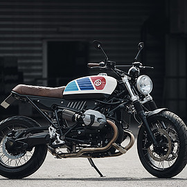 Untitled Motorcycles - BMW R nine T