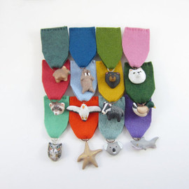 Military Medal of Animals by Danielle Pedersen - image