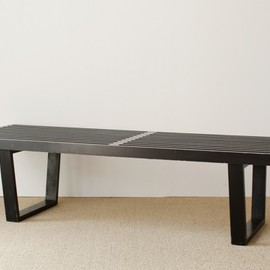 Herman Miller - Platform Bench #4991 by George Nelson