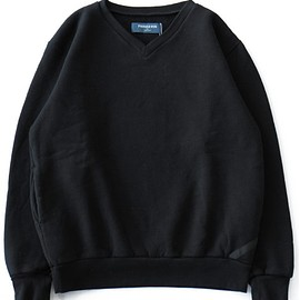 PHINGERIN - V-Neck Sweat (black)