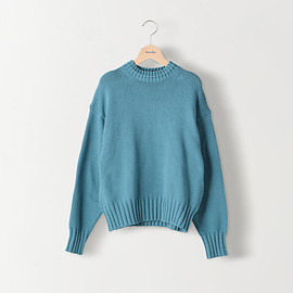 Steven Alan - COTTON NYLON PAN DOLMAN SLEEVE PULLOVER