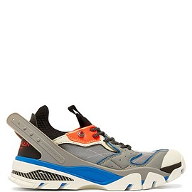 CALVIN KLEIN 205W39NYC - Carlos 10 leather trainers