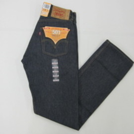 LEVI'S - 501 ORIGINAL shrink-to-fit 【USAライン】