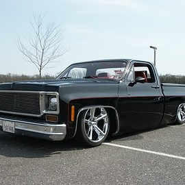 CHEVROLET - C10 Chop Top