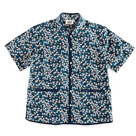 sleepy jones - Agnes Mandarin Collar Shirt