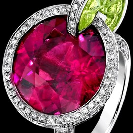 PIAGET - Cocktail inspiration Limelight ring