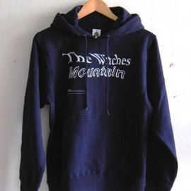 TACOMA FUJI RECORDS - THE WITCHES MOUNTAIN Sweat Parka ネイビー