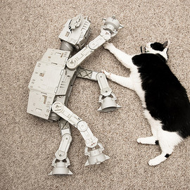 STAR WARS - AT-AT & CAT