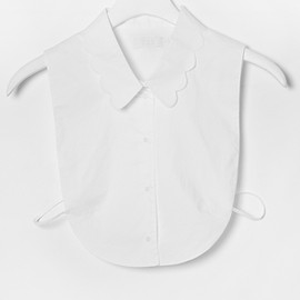 COS - Scallop Collar Mock shirt