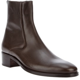YVES SAINT-LAURENT - Feel good heel boots