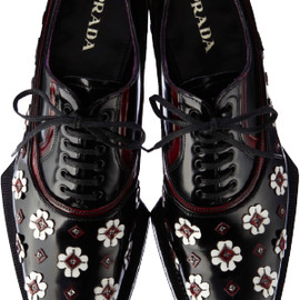 2012 Fall/Winter Lace-Up Shoes