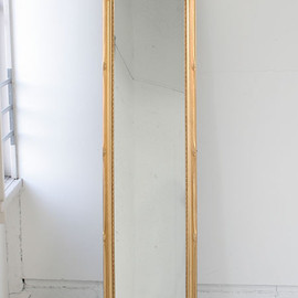 arne original design stand mirror