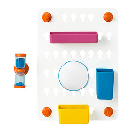 IKEA - LÅDDAN 6-piece storage board set