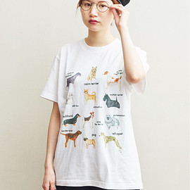 fig London - 〇&dog Tshir
