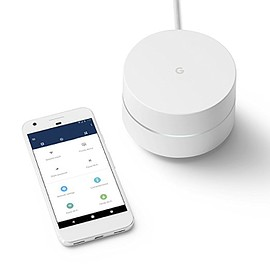 google - Google Wifi system (set of 3) - Router replacement for whole home coverage