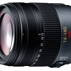 Panasonic - LUMIX G VARIO HD 14-140mm F4.0-5.8