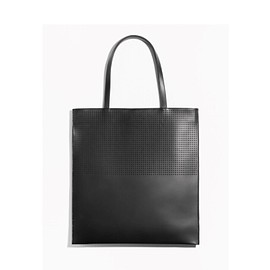 &other stories - PERFORATED LEATHER TOTE
