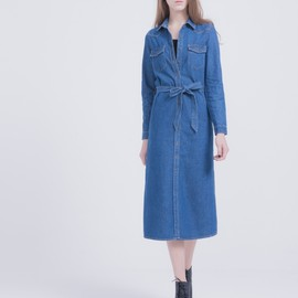 MEIER.Q - denim dress