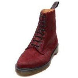 Dr.Martens - PASCAL 8EYE BOOT 14333600 Cherry Red