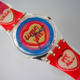 Swatch - time for love