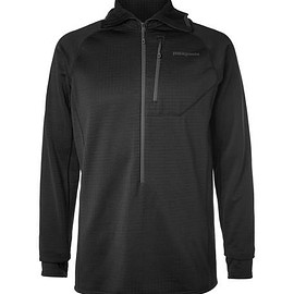 Patagonia - R1 Polartec® Power Grid™ Fleece-Back Jersey Hoodie