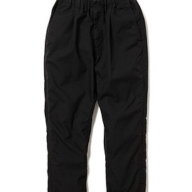 nonnative - DWELLER EASY PANTS ANKLE CUT C/P OXFORD STRETCH