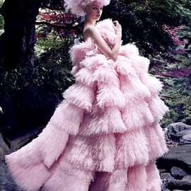 CHANEL - Haute Couture glamour featured