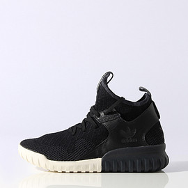 adidas originals - TUBULAR X KNIT black  adidas originals