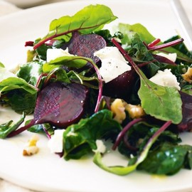 Australian - Warm beetroot salad