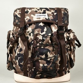 A.P.C. x Eastpak - Big Camo Backpack