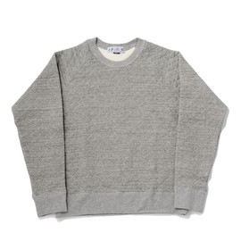 bal - QUILTING CREW NECK