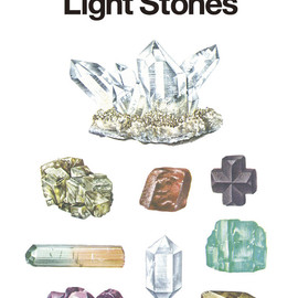COSMIC WONDER Light Source - Light Stones