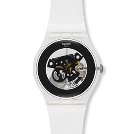 Swatch - Black Ghost