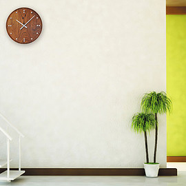 Finn Juhl - WALL CLOCK (Architect Made)