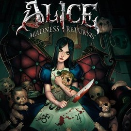 Ben Kerslake  - Art of Alice: Madness Returns