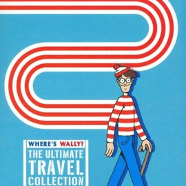 Martin Handford - Where's Wally? The Ultimate Travel Collection: