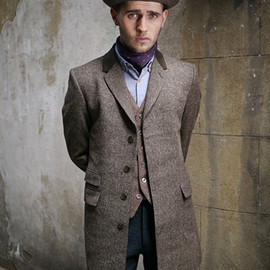 Paul Smith - Chesterfield coat