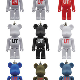 MEDICOM TOY - BE@RBRICK ユニクロ