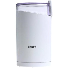 Krups - 203 Electric Coffee and Spice Grinder with Stainless-Steel Blades