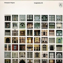 "Champion Papers - Imagination XII ""San Francisco"", 1968"