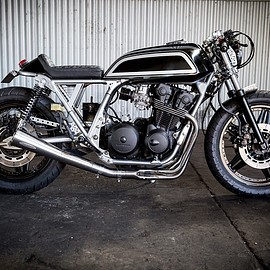 SP9INE MOTORCYCLE WORKS - Honda CB900